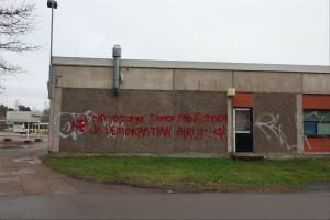"""""""Neuvostomaa Suomen itsenäisyyden ja demokratian airut!"""""""