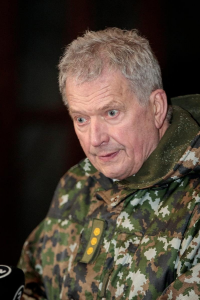 Suomalaisen imperialismin armeijan ylipäällikkö